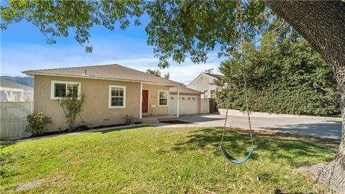 Photo of 3730 Danny Street, Glendale, CA 91214 (MLS # CV20230728)