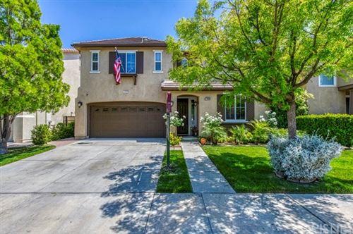 Photo of 17536 Gladesworth Lane, Canyon Country, CA 91387 (MLS # SR21091728)