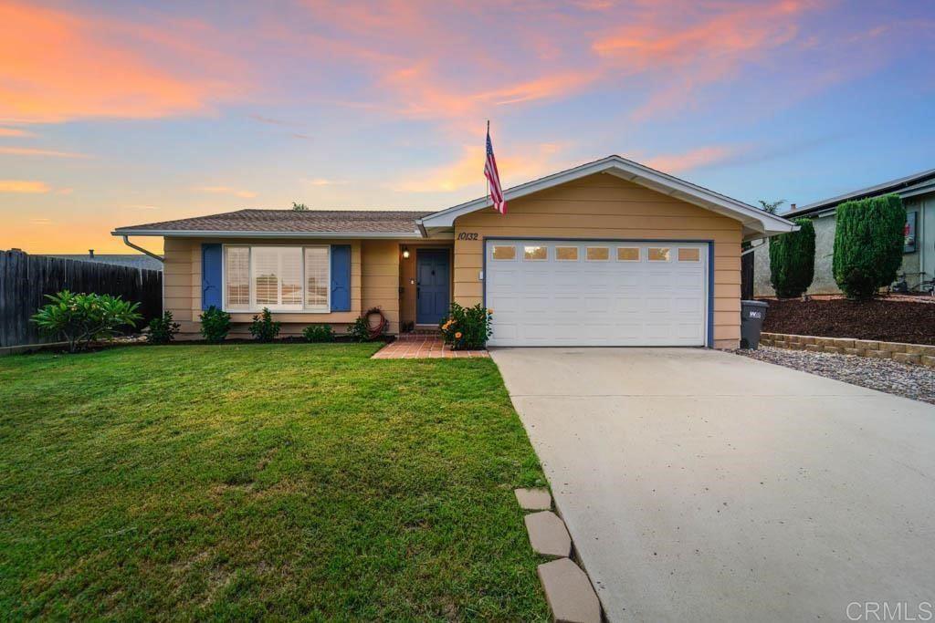 10132 Waynecrest Lane, Santee, CA 92071 - #: PTP2105728