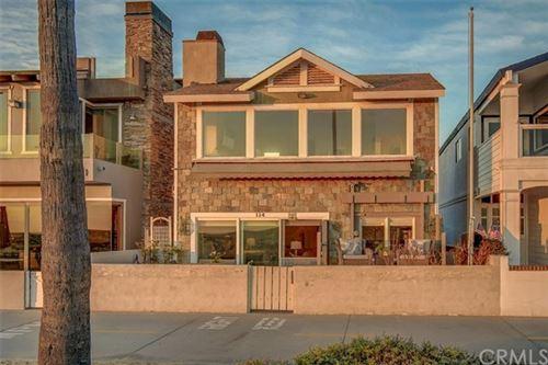 Photo of 114 E Oceanfront, Newport Beach, CA 92661 (MLS # NP20234729)