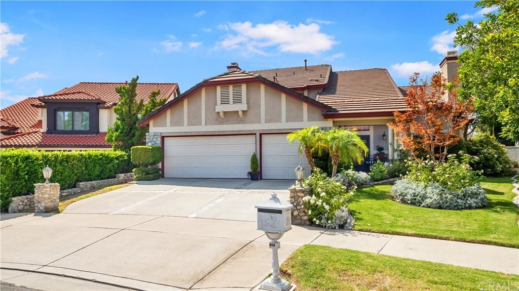 6120 Starview Place, Rancho Cucamonga, CA 91737 - MLS#: CV21196729