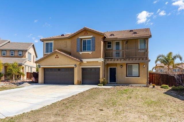 112 Gaeta Court, Beaumont, CA 92223 - #: EV21035729