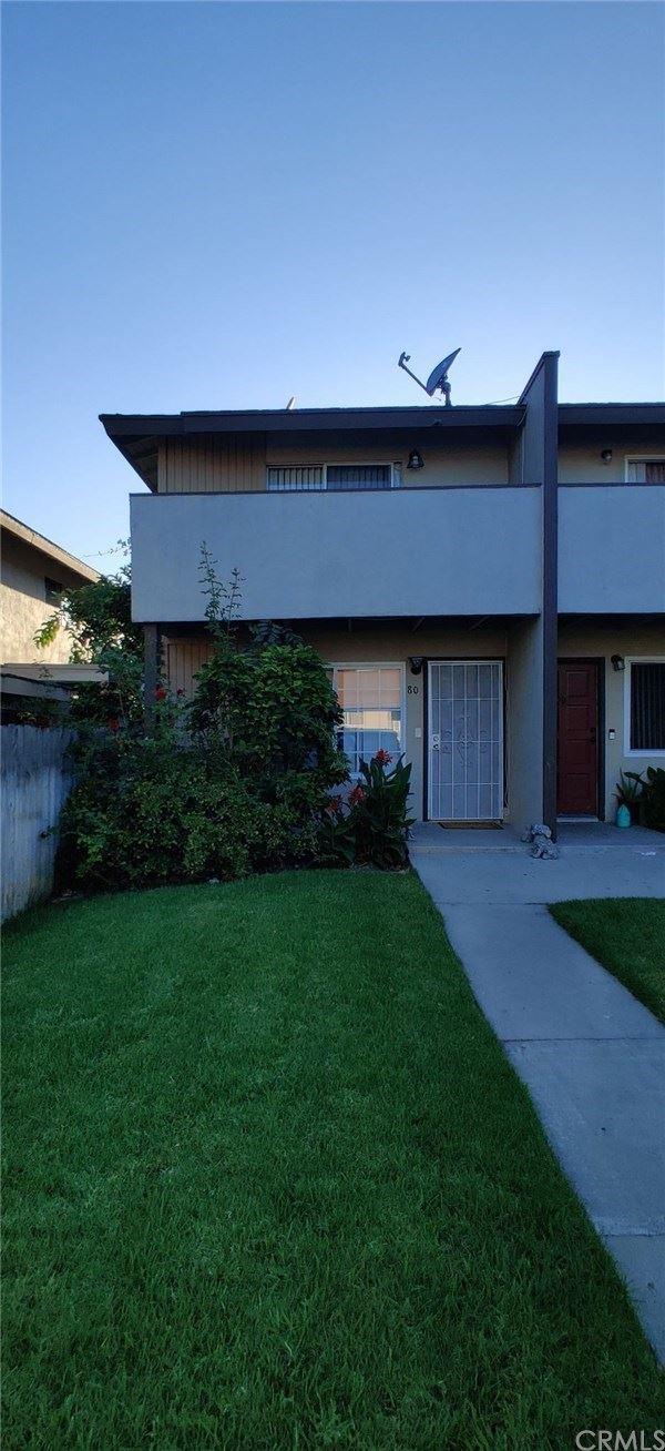 521 S Lyon Street #80, Santa Ana, CA 92701 - MLS#: OC20159729