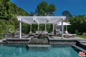 Photo of 3289 MANDEVILLE CANYON Road, Los Angeles, CA 90049 (MLS # 19461730)