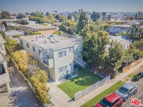 Photo of 3652 Veteran Avenue, Los Angeles, CA 90034 (MLS # 21720730)