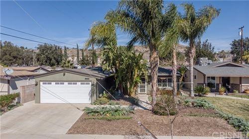 Photo of 19335 Cedarcreek Street, Canyon Country, CA 91351 (MLS # SR21038730)