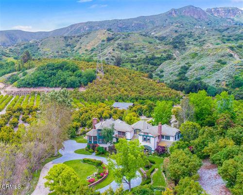 Photo of 20220 S Mountain Road, Santa Paula, CA 93060 (MLS # V0-220007730)