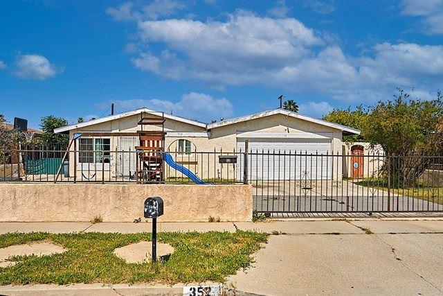 352 E Bonnie View Drive, Rialto, CA 92376 - MLS#: 533730