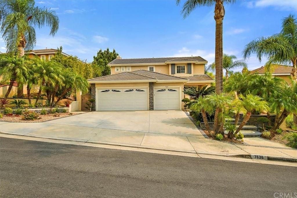 7626 E Big Canyon Drive, Anaheim, CA 92808 - #: PW21204730