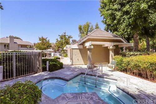 Tiny photo for 23973 Arroyo Park Drive #114, Valencia, CA 91355 (MLS # SR20130731)