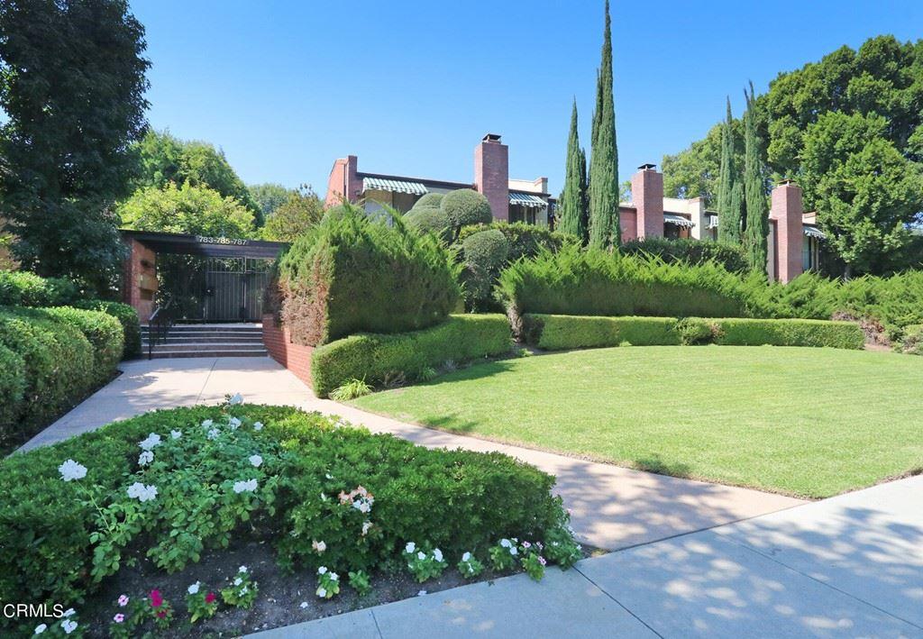 Photo of 787 S Orange Grove Boulevard #7, Pasadena, CA 91105 (MLS # P1-6731)