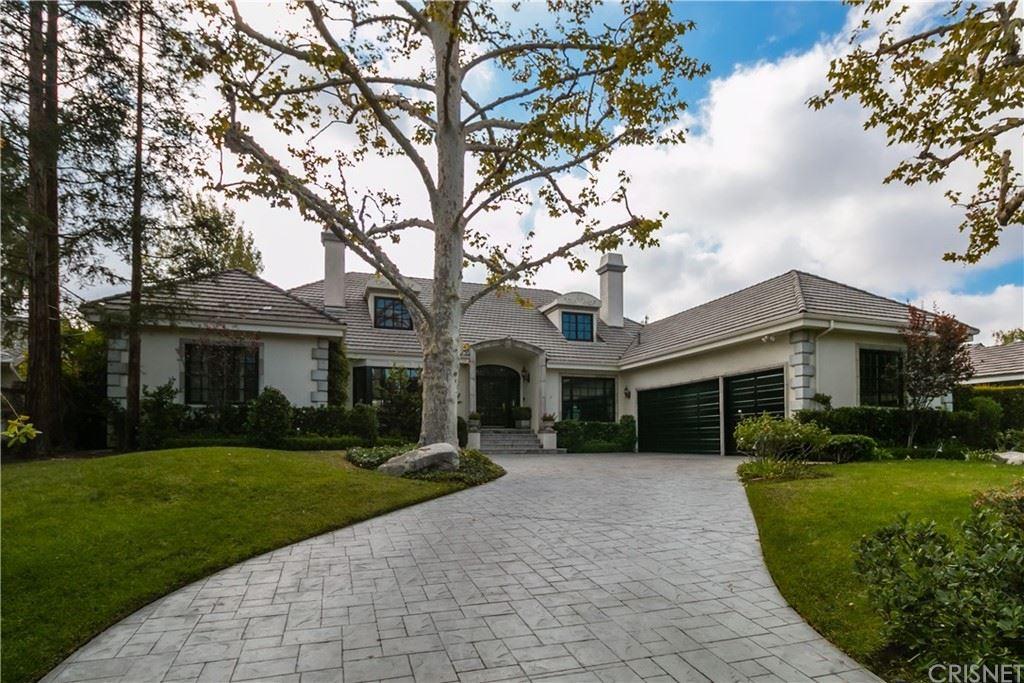 19218 Wells Drive, Tarzana, CA 91356 - MLS#: SR21225731
