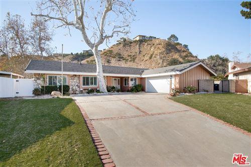 Photo of 30715 MONTE LADO Drive, Malibu, CA 90265 (MLS # 21675732)