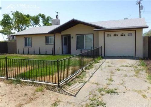 Photo of 2134 Alexander Avenue, Rosamond, CA 93560 (MLS # SR20220732)