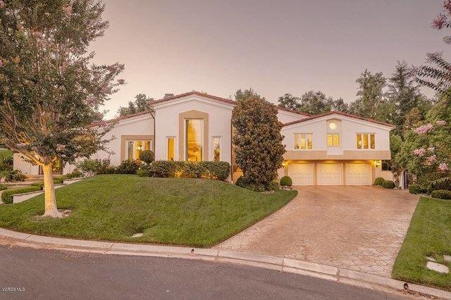 1692 Bellshire Court, Westlake Village, CA 91362 - #: 220009732