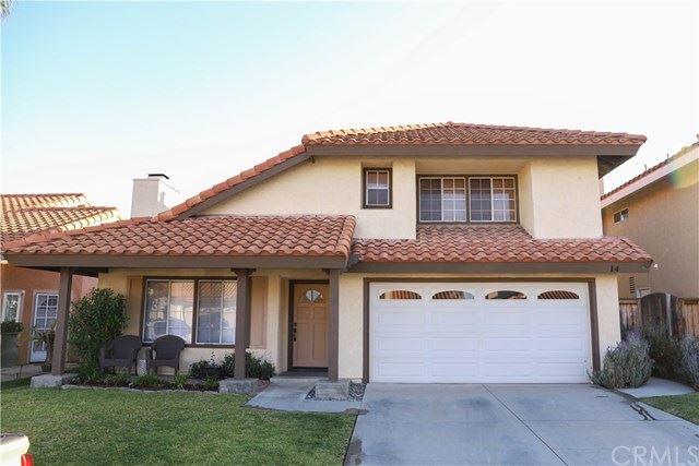 14 Mistletoe, Rancho Santa Margarita, CA 92688 - MLS#: OC21023732