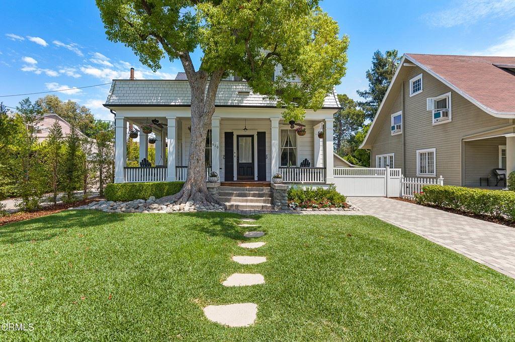 610 S Oakland Avenue, Pasadena, CA 91106 - #: P1-5732