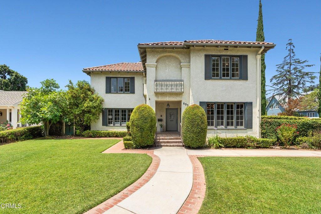 695 Lakewood Place, Pasadena, CA 91106 - #: P1-5733