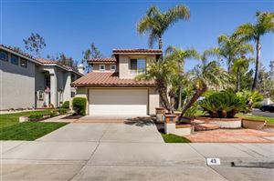 Photo of 43 Via Brida, Rancho Santa Margarita, CA 92688 (MLS # 190021734)