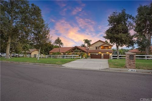 Photo of 10819 Hillside Road, Alta Loma, CA 91737 (MLS # CV21189734)