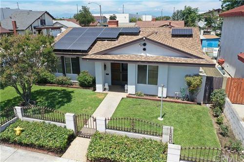 Photo of 9003 Louise Street, Bellflower, CA 90706 (MLS # RS20103734)