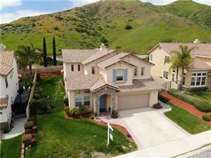 Photo of 28311 Hawks Ridge Drive, Canyon Country, CA 91351 (MLS # SR19084734)