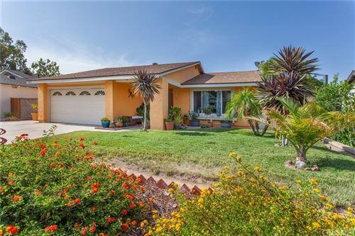 Photo of 23019 Pamplico Drive, Valencia, CA 91354 (MLS # SR21161734)