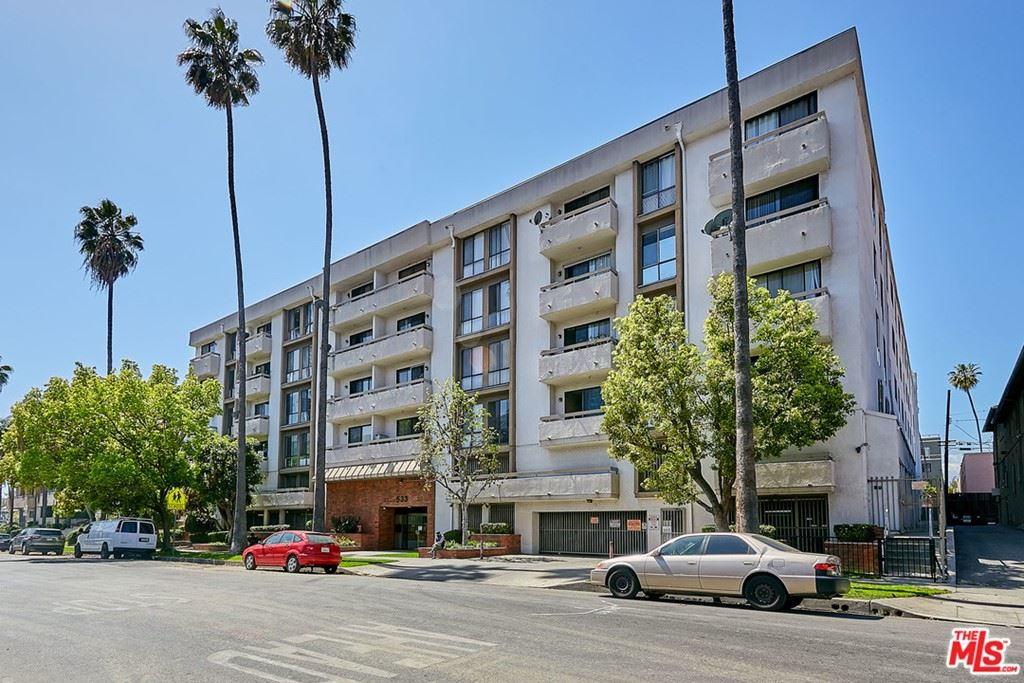 533 S St Andrews Place #202, Los Angeles, CA 90020 - MLS#: 21712734