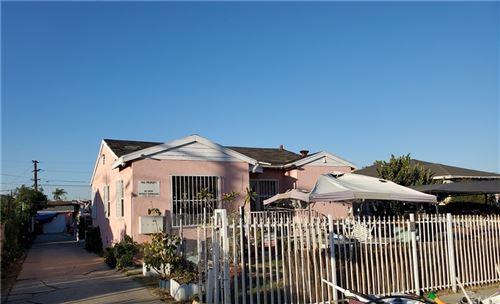 Photo of 1135 W 106th Street, Los Angeles, CA 90044 (MLS # PW21231735)