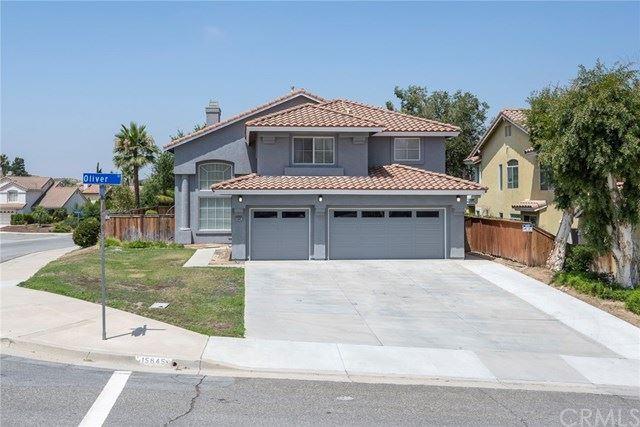 15645 Oliver Street, Moreno Valley, CA 92555 - MLS#: CV20125735