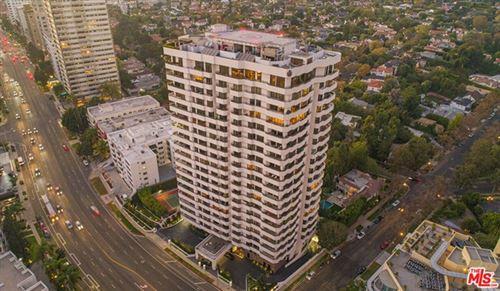 Photo of 10601 Wilshire Boulevard #403, Los Angeles, CA 90024 (MLS # 21693736)