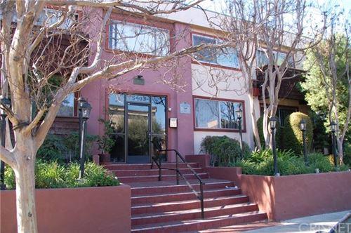 Photo of 5403 Newcastle Avenue #58, Encino, CA 91316 (MLS # SR21010736)