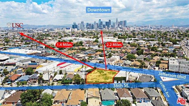 824 E JEFFERSON, Los Angeles, CA 90011 - MLS#: 20581736
