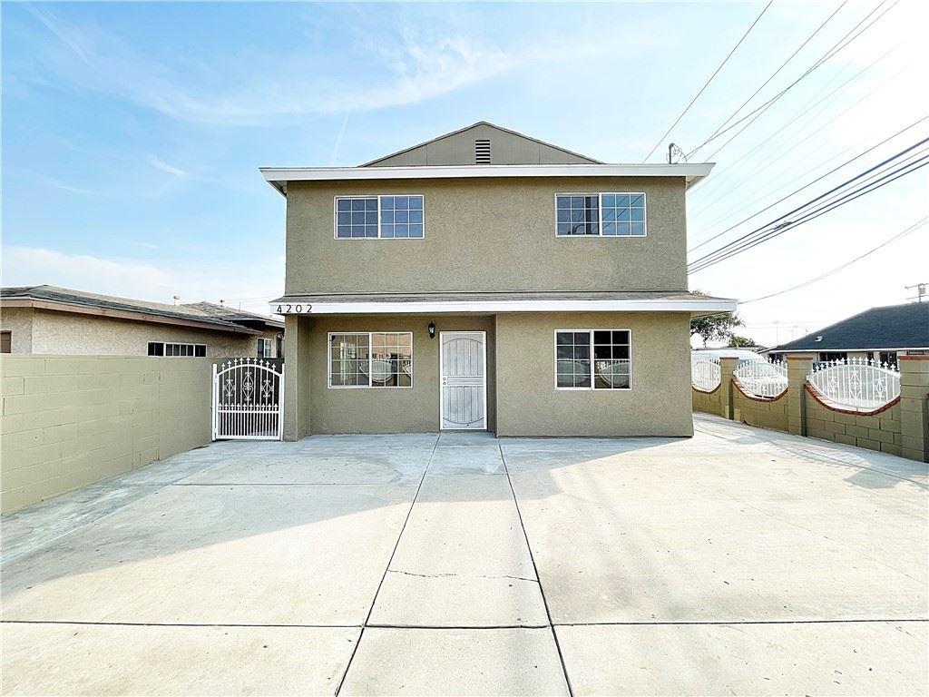 4202 Floral Drive, Los Angeles, CA 90063 - MLS#: CV21222736