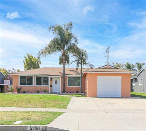 Photo of 2106 W Flower Avenue, Fullerton, CA 92833 (MLS # PW21081737)