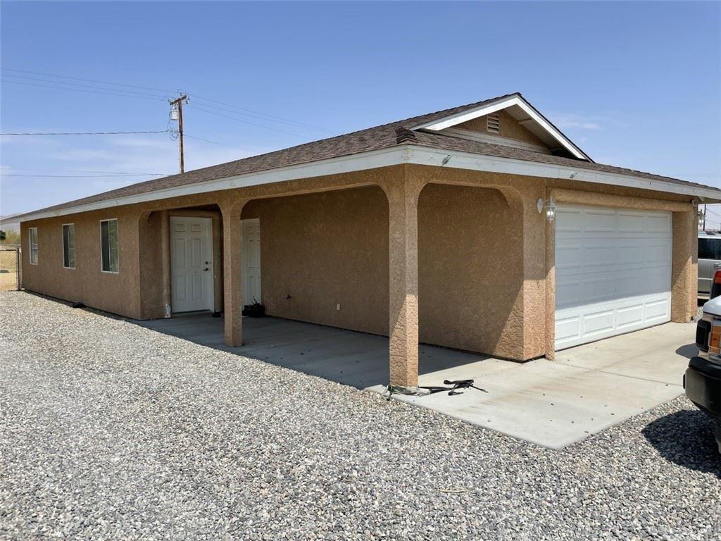 4992 1st Street E, Joshua Tree, CA 92252 - MLS#: JT21163737