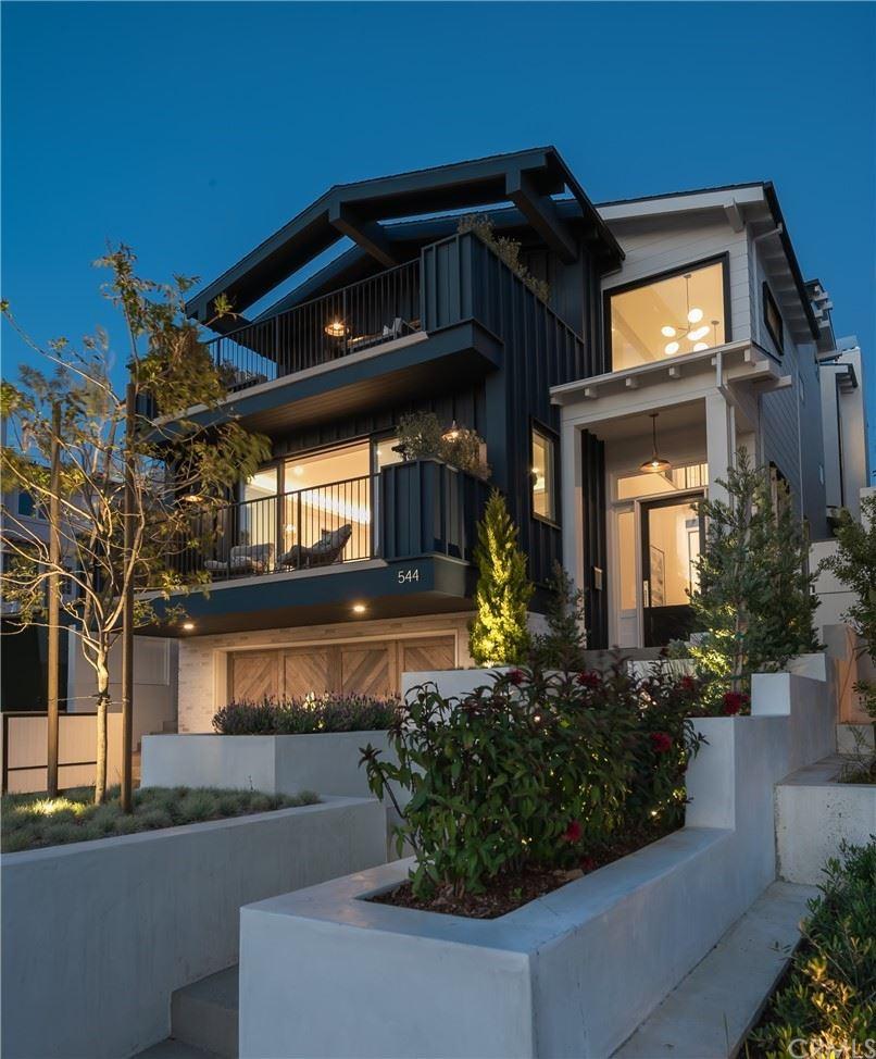 544 S Helberta Avenue, Redondo Beach, CA 90277 - MLS#: SB21084737