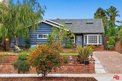 Photo of 16763 Bollinger Drive, Pacific Palisades, CA 90272 (MLS # 21724738)