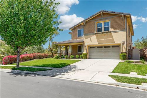 Photo of 4008 Blair Ridge Drive, Chino Hills, CA 91709 (MLS # CV21119738)