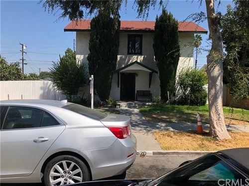 Photo of 820 N Pine Street, Anaheim, CA 92805 (MLS # PW20183738)
