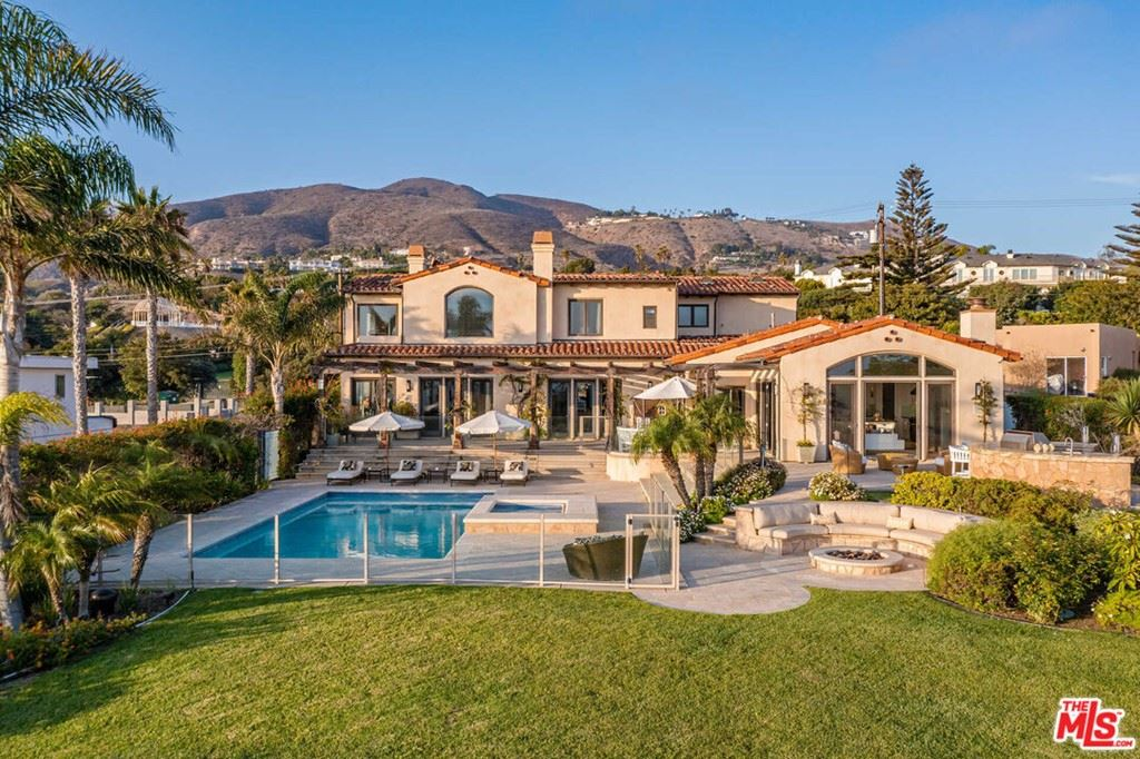 Photo of 30532 Morning View Drive, Malibu, CA 90265 (MLS # 21785738)