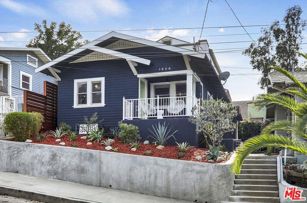 1506 Allison Avenue, Los Angeles, CA 90026 - MLS#: 21794738