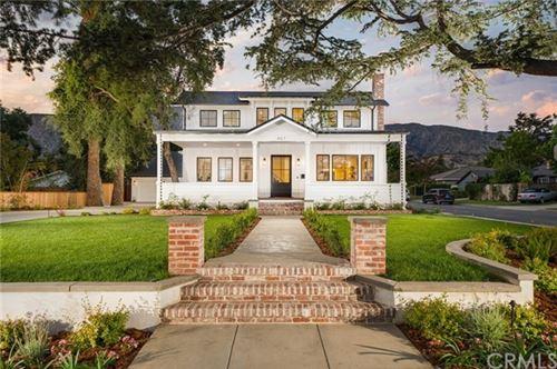 Photo of 407 W Bennett Avenue, Glendora, CA 91741 (MLS # CV21120739)