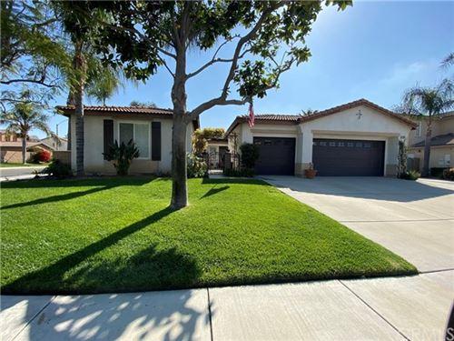 Photo of 7070 Blackbird Lane, Eastvale, CA 92880 (MLS # TR20164739)