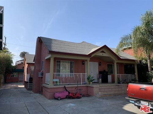 Photo of 1027 N BERENDO Street, Los Angeles, CA 90029 (MLS # 20554740)