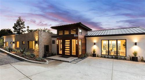 Photo of 11325 La Vereda Drive, North Tustin, CA 92705 (MLS # PW20062740)