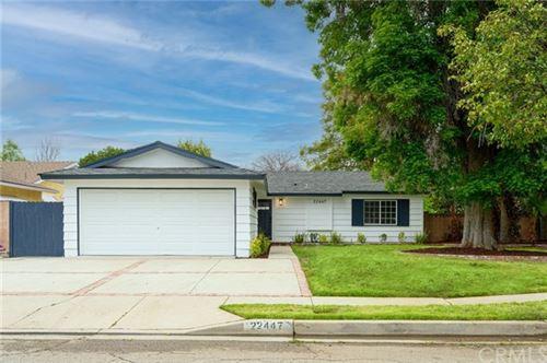 Photo of 22447 Bassett Street, West Hills, CA 91307 (MLS # PW21057741)