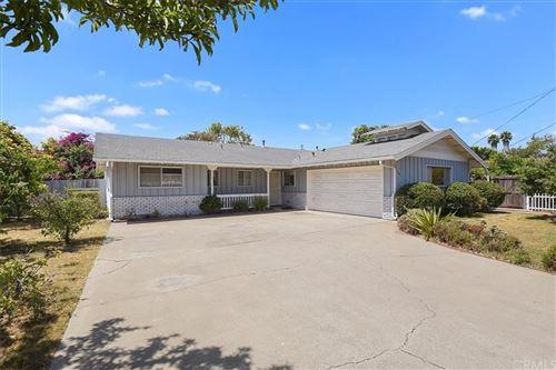 Photo of 1101 Linda Drive, Arroyo Grande, CA 93420 (MLS # SC21161741)