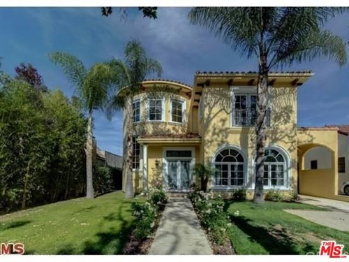 Photo of 340 S OAKHURST Drive, Beverly Hills, CA 90212 (MLS # 19482742)