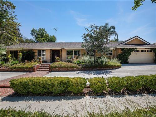 Photo of 9840 Aldea Avenue, Northridge, CA 91325 (MLS # SR21158742)